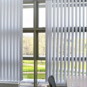 Vertical blinds by Kensington