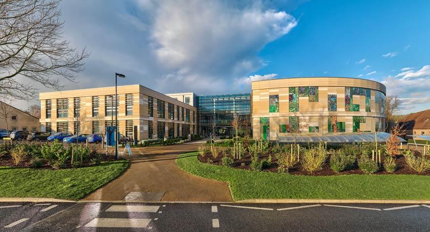 Bath Spa University Kensington Systems