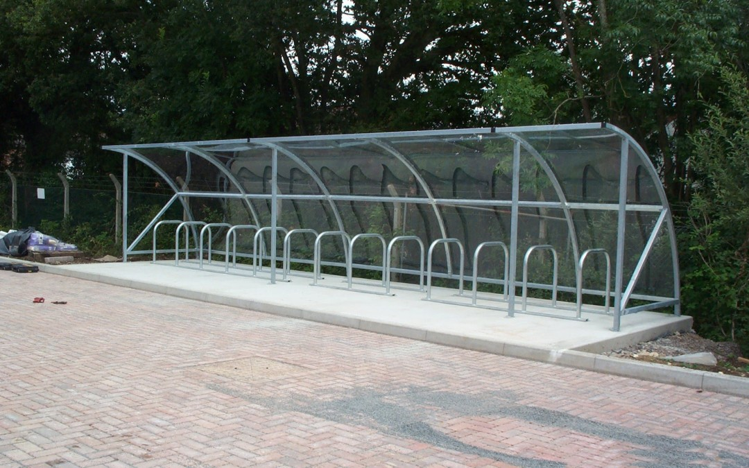 Combining Convenience and Aesthetics: Designing Your Cycle Shelter