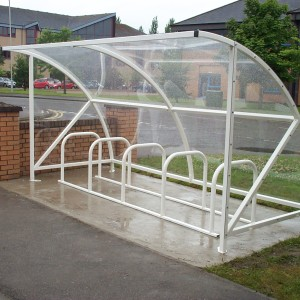 Why Make Space for Cycle Shelters in Your Facilities