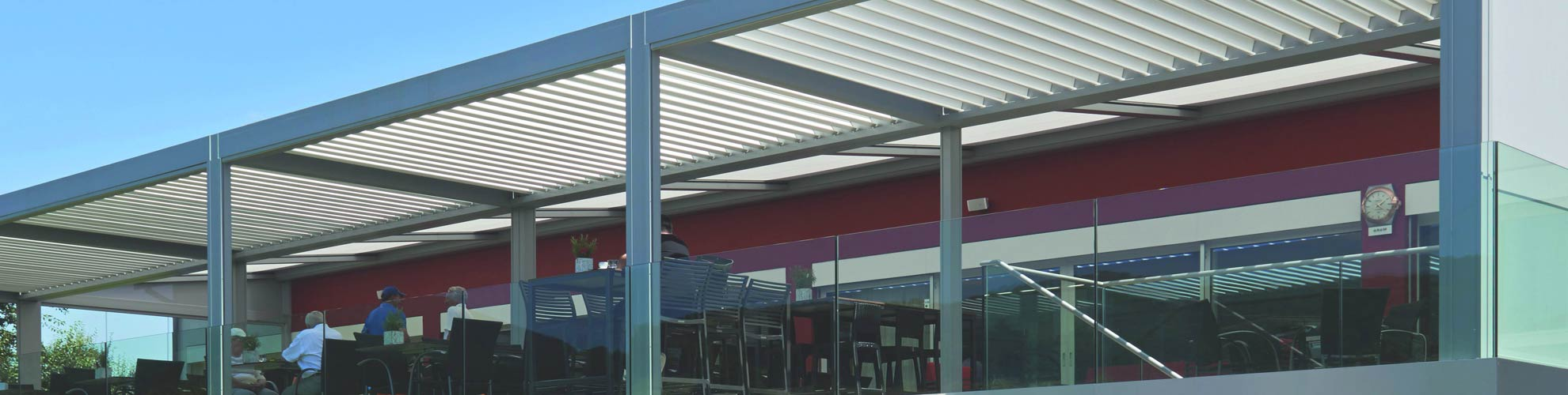 Louvered Roof And Pergolas Manufacturer Kensington