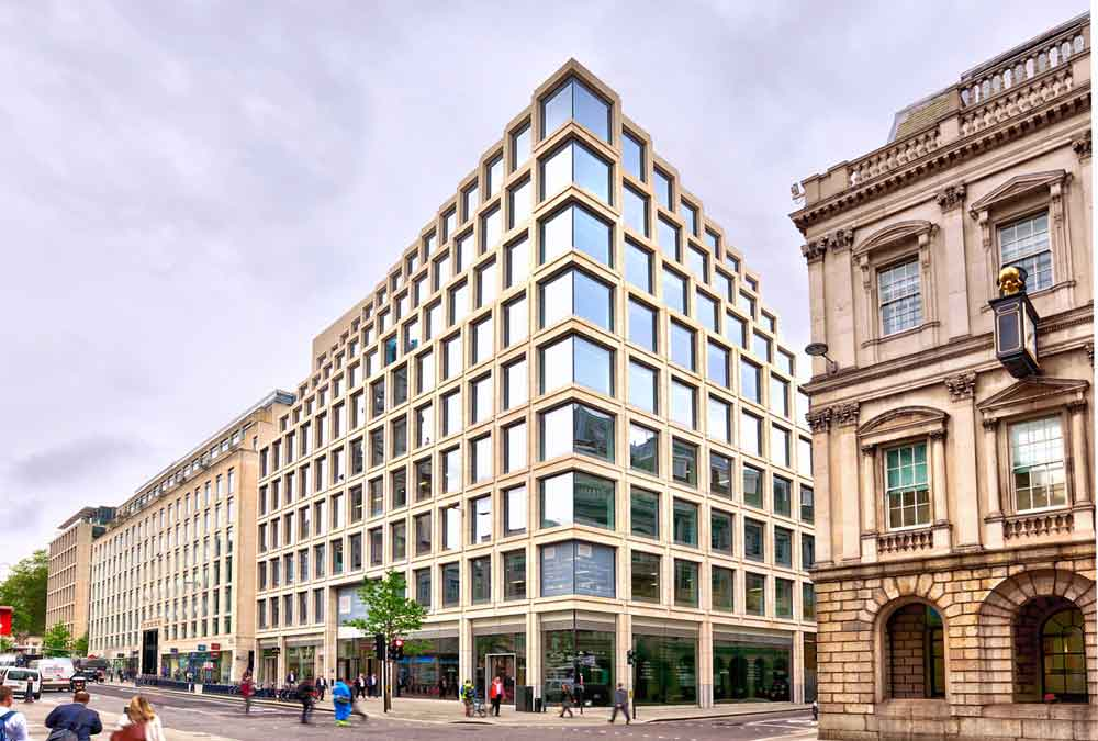 100 Cheapside London Kensington Systems