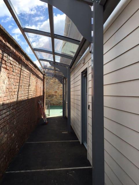 external canopies & Walkway Canopies | Kensington