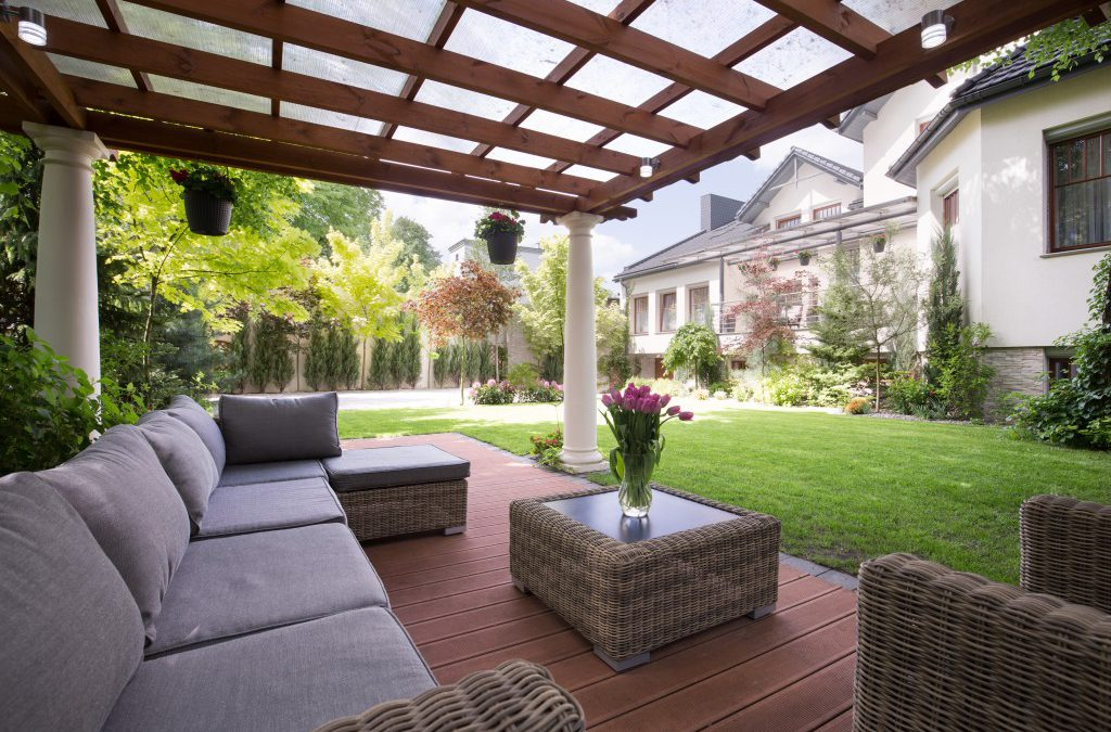 Maximise Your Outdoor Living Space with Canopies