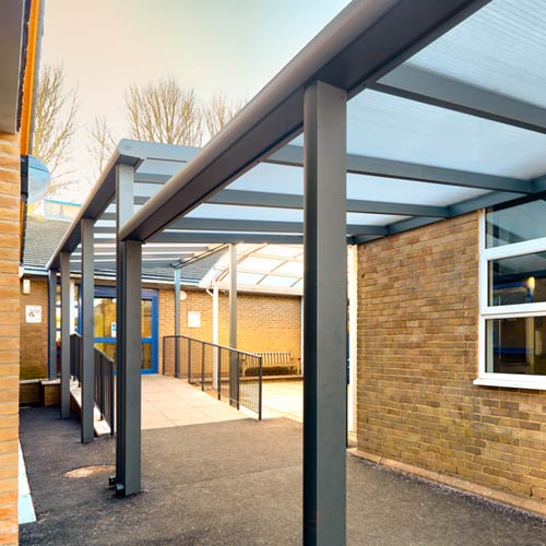 School Shelter Canopies