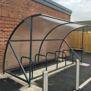 Briarwood School Cycle Shelter