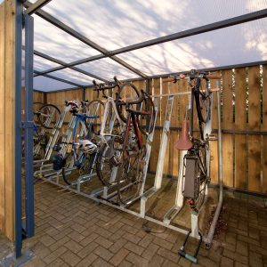 Corporate Biking: Why the Workforce Needs Bike Shelters