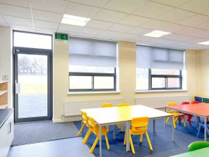 Northgate Primary School Rolshade Roller Blinds