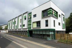 RMHC Cardiff exterior 4
