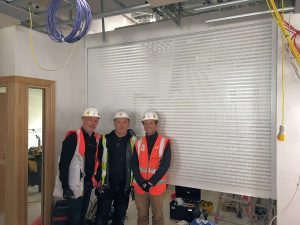 RMHC Cardiff site team 3