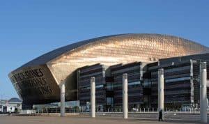 Wales millenium Centre 1