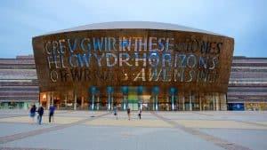 Wales millenium Centre 2