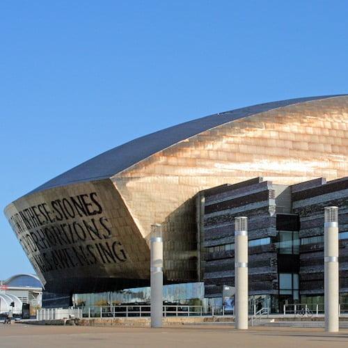 Wales Millenium Centre - Urrd Sleepover