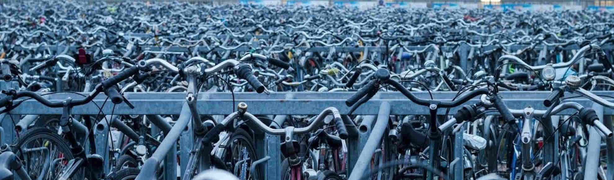 Half a billion bikes in China