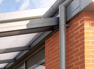 Trinity C of E Primary School - Spaceshade interface fascia