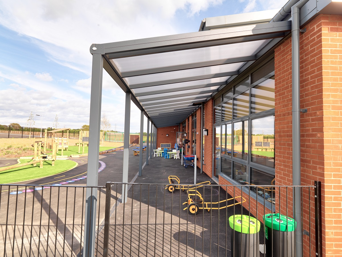 High Quality Outdoor Canopies for Schools