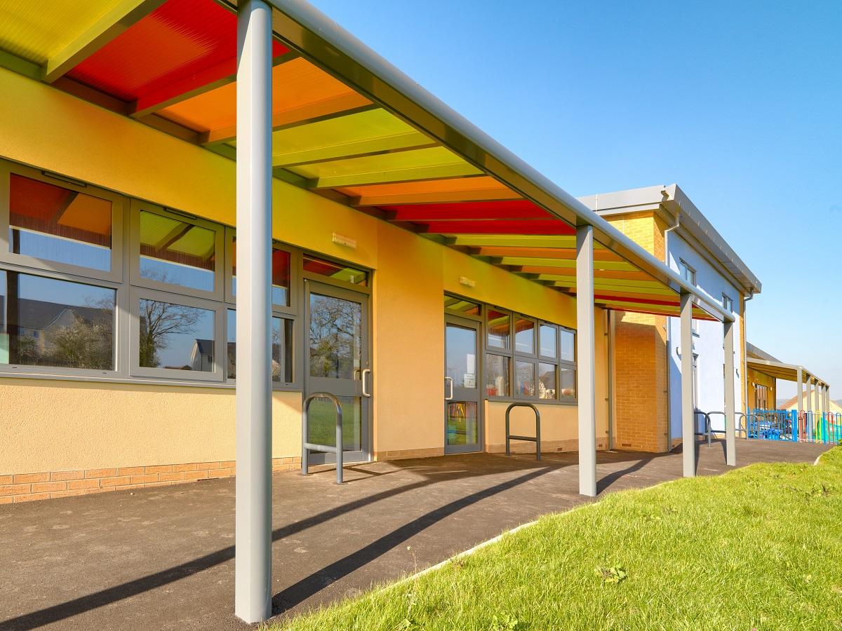 School Canopies UK