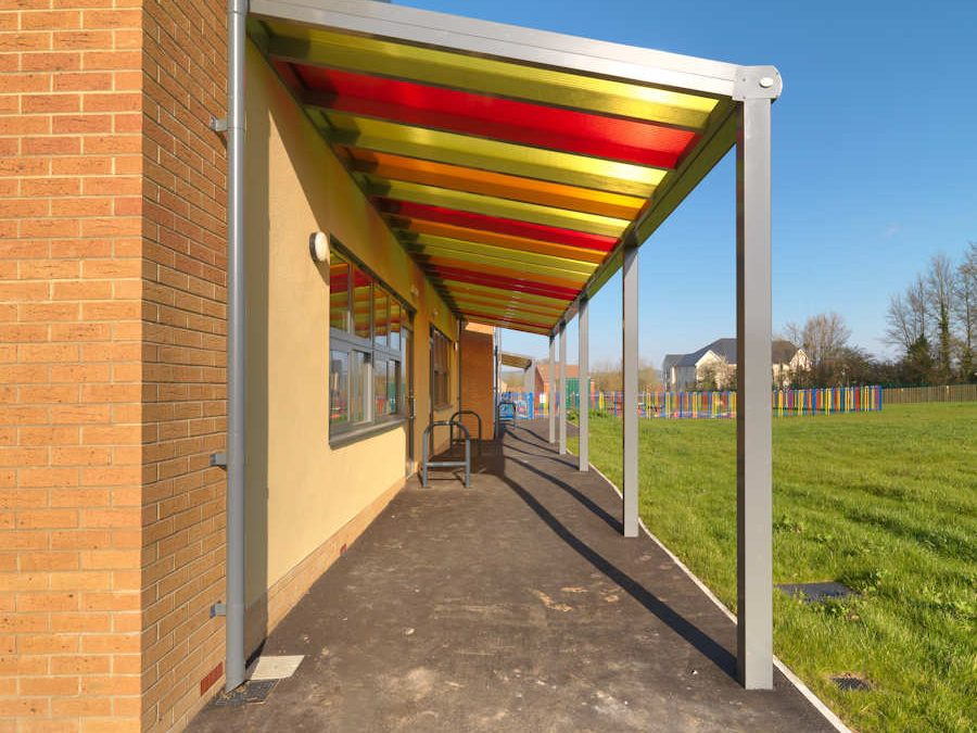 The Versatile Uses and Enriching Benefits of School Canopies