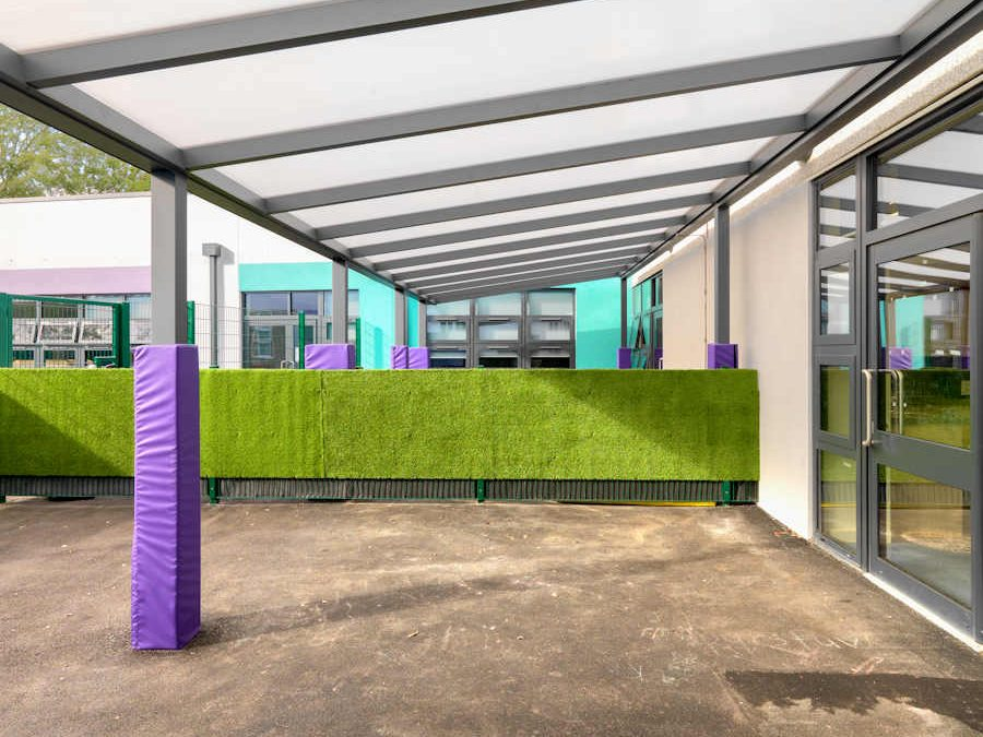 Non-Fragile School Canopies: This is What You Need to Know