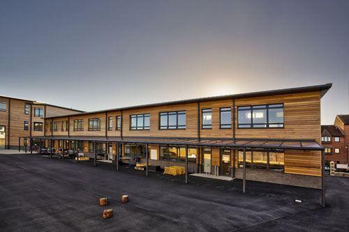 Outdoor Canopies for Schools