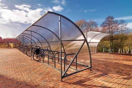 Cycle Shelters UK