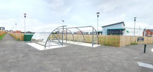 Chestnut Cycle Shelter