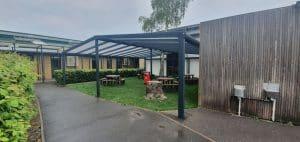 Cotham School Canopy 1