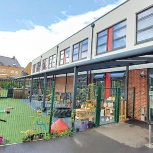 Nerrols Primary School - Taunton